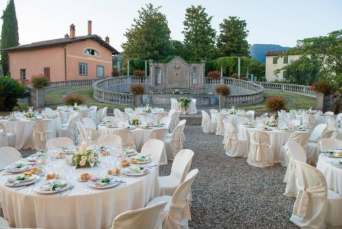 Matrimoni in Villa La Badiola