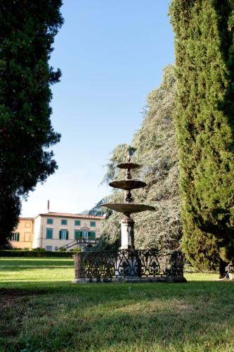 La Villa e il Parco La Badiola